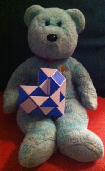 Rubiks Teddy 01