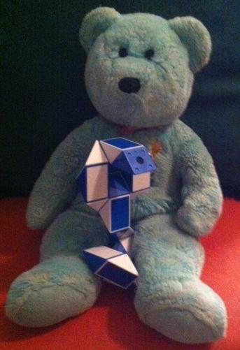 Rubiks Teddy 04