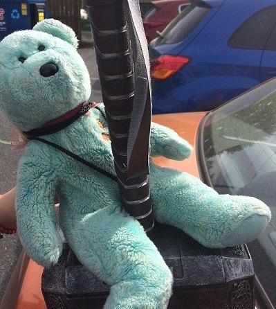 Teddy 19