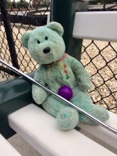 Mini Golf Teddy 01