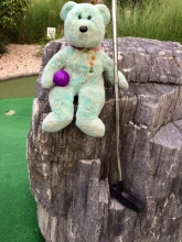 Mini Golf Teddy 02