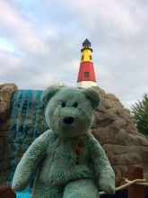 Mini Golf Teddy 03