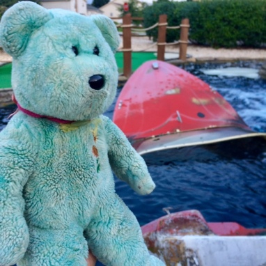 Mini Golf Teddy 05