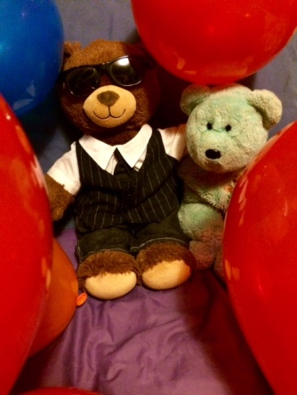 Teddy + Tom Bear 02