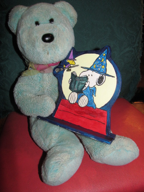 Teddy Art 05